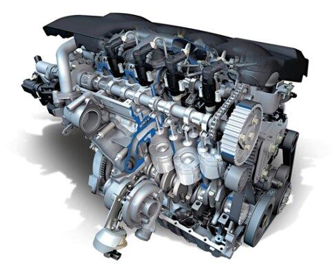 Бензиновые двигатели должны сократить объем выбросов